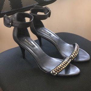 White House black Market ankle heels